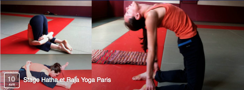 Stage perfectionnement yoga