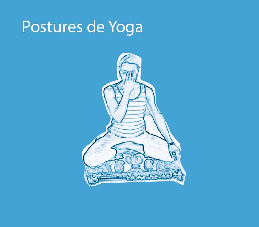 Descriptions détaillées de postures de Yoga